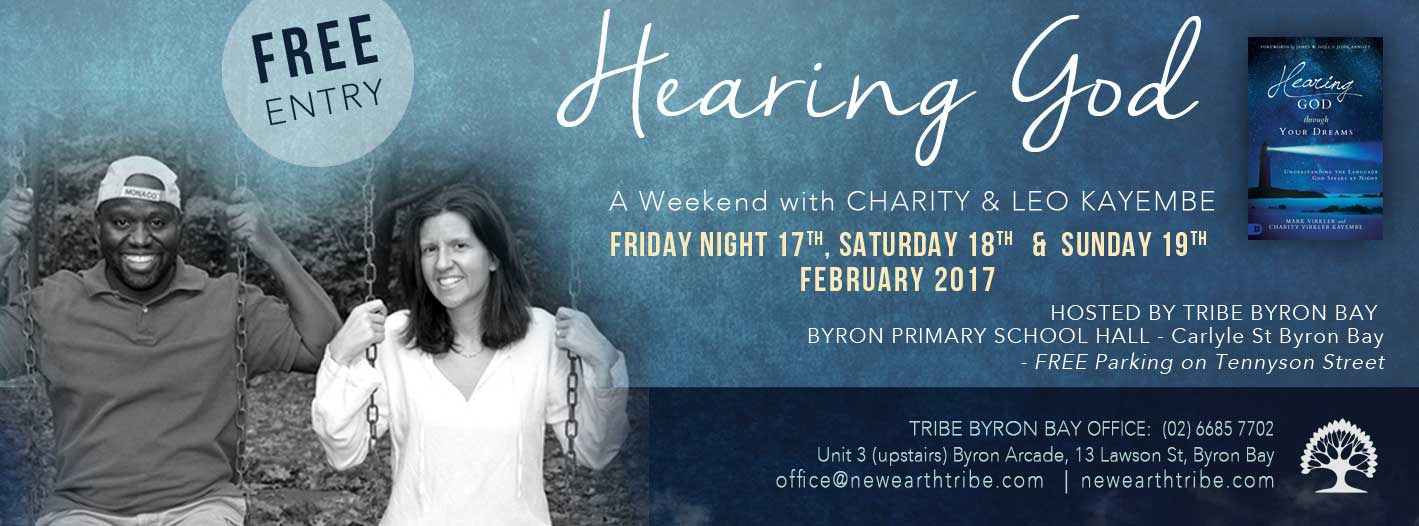 Hearing God Weekend